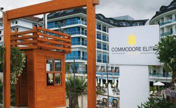 Commodore Elite Suites Spa Hotel