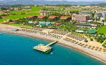 Alanya Justiniano Club Park Conti Hotel