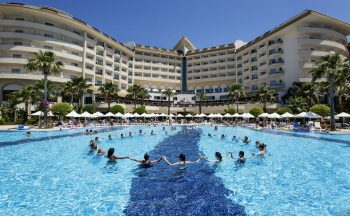Alanya Saphir Resort Spa Hotel