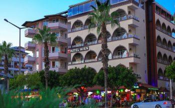Alanya Wien Terbilek Hotel