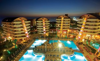 Alanya Alaiye Resort SPA Hotel