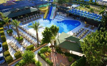 Beach Club Doğanay Hotel