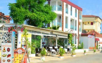 Sunbird Hotel Dış