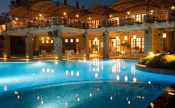 The Marmara Bodrum hotel gece