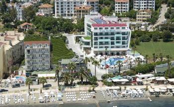 Casa de maris hotel dış görünüş