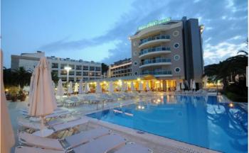 Paşa beach otel dış görünüş