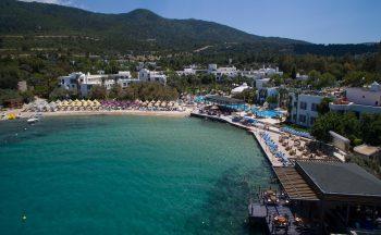 Samara hotel plaj