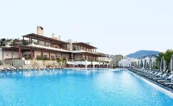 Wow bodrum resort hotel havuz