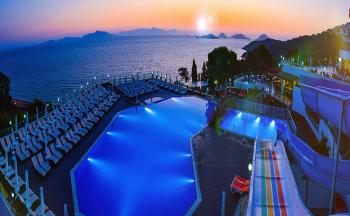 Woxxie hotel akyarlar havuzlar