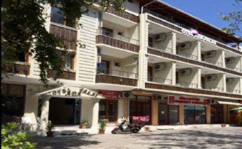 Hotel ada palas giriş