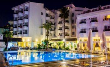 Sonnen hotel marmaris havuz