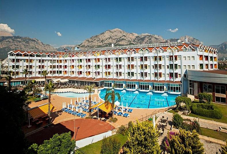 Grand Haber Hotel Kemer Otel Yorumlari Puanlari Ve Sikayetleri