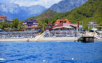 Sailors Beach Club Kemer