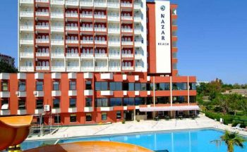 nazar beach city resort hotel